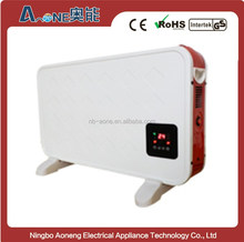 factory new design convector heater with turbo and timer also remote control