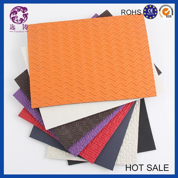 Factory Sale!! High Density Muti-color slipper outsole