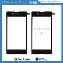 100% Quality Assured!!!! Mobile phone touch screen digitizer for Sony E3 D2203