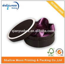 custom novelty design round birthday cake packing box