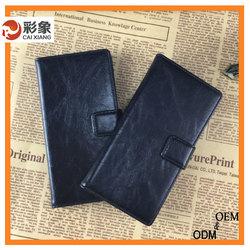 Alibaba china leather phone case for lenovo a536 flip case