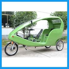 1000W electric cycle motorized rickshaw