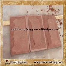 red mushroom sandstone /red sandstone for sale /new price