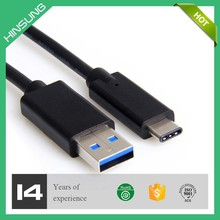 10Gbps usb a usb cable USB3.1 Type C USB cable