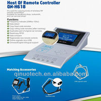 Muiltfunction remote master,Duplicate/Learn Fixed Code Remote, 128 x 64 LCD Display