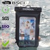 hot sale waterproof diving bag for iphone 4 with string