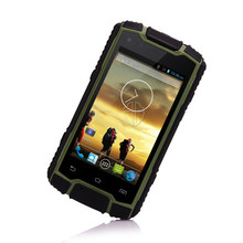 HG 2015 Guangzhou manufacturer original OEM/ODM military water proof IP68 4inch smartphone no brand