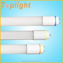 Alto brillo 3 años de garantía llevó la iluminación, 600 mm T8 LED japonés Tube8 home depot luz 9 w, Asian tubo 8
