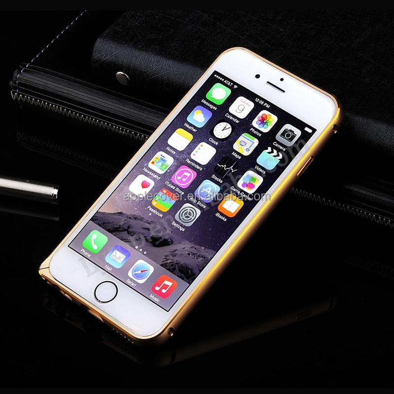 Aluminum metal bumper case for iPhone 5,for apple iphone 5s