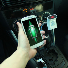 Bluetooth Car Kit with handfree bluetooth and USB charger for smartphone