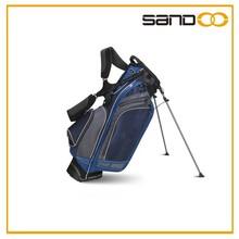 Sandoo alibaba china latest custom golf stand bag, golf gun bag from china