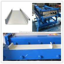 Aluminum/Cooper Clicklock Stainding seam Roof Panel Machine IN USA