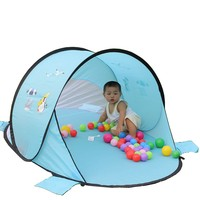Beautiful child play tent kids pop up tent for children