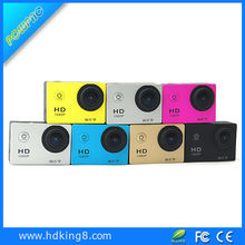 OEM 12mp 1.5 inch 50M wifi distance remote mini action cams sport moto