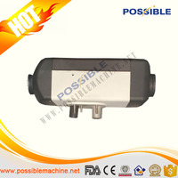 Diesel and Gasoline 2KW boat air conditioner for heat boat cab