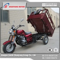 Hot sell new products Petrol motorcycle 3 wheel bike taxi
