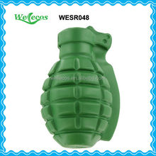 PU Foam Hand Grenade Stress Toy