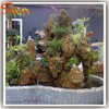 2015 for both garden and home decor artificial landscaping slate rock at bargin price