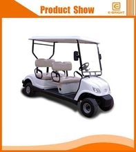 corporation used electric golf car
