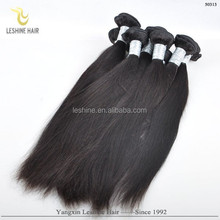 Direct Factory High Quality Good Feedback Wholesale Alibaba Human Hair New Product Double Weft as power extension cord set