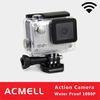 1.5 inch HD TFT Screen 12MP HD1080P waterproof sport wifi action camera