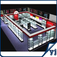 Shop display design whole set display showcase store display