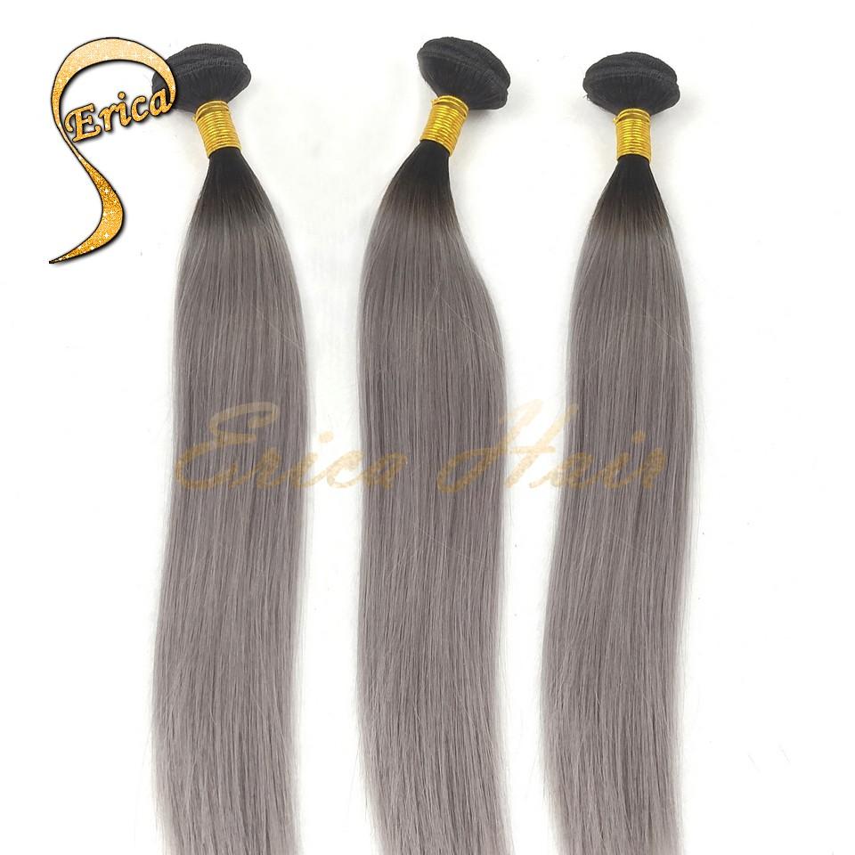 ombre black platinum hair weaving (4).jpg