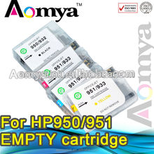 Compatible hp ink cartridge 950/951 Refill ink cartridge for hp 8100/8600