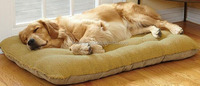 Hot-selling high quality pet dogs soft plain beds/mat/cushion for large dogs