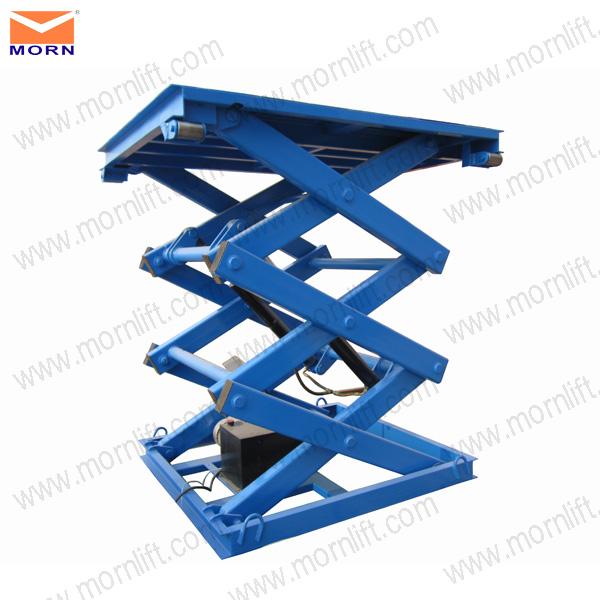 Mini Hydraulic Scissor Lift : Small cargo hydraulic platform scissor lift buy
