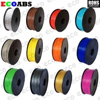 best selling 1.75mm abs plastic coil wire