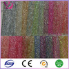 Gold line luxury indoor curtain mesh fabric for decoration