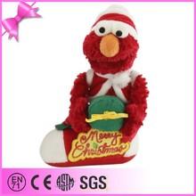 Christmas gift Sesame Street Socks Plush Toys