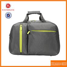 Popular New Design Travelling bag Tie Rod Inserted With Unique Travel Luggage Bag Handbag Shoulder Bag