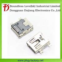 Dajiang mini usb 5pin male connector