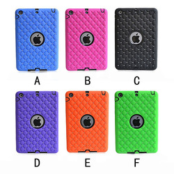 phone accessories luxury diamond scratchproof back case for iPad mini case cover