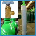 top qualidade e baixo preço cilindro de gás argônio