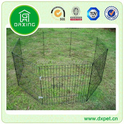 Wire Mesh Fence Dog Kennel DXW005