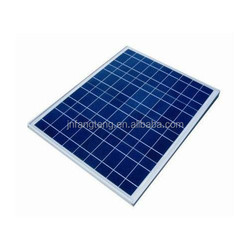 676*530*30 mm Size and Polycrystalline Silicon Material 40w Poly solar panel