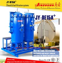 The coastal areas of love marine oil water separator for fishing ships with deep filtration