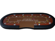 Texas poker table luxury poker table with solid wood game table