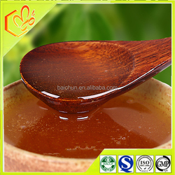 ISO,GMP,HACCP Factory Supply The Flower Honey With Vital Elements Acacia Honey Of High Quality