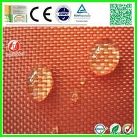 durable uv cut 600d polyester waterproof fabric