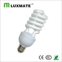 T4 E27 18W half spiral cell cixing Energy Saving Lamp