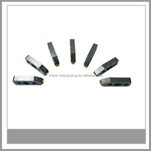Diamond machine clip blade, diamond milling cutters, diamond turning tools