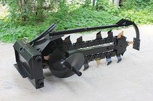 high quality small farm equipment digging trencher for trenching