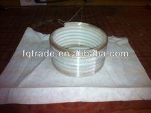 cuarzo lechoso tubo en espiral