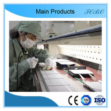 Solar cell soldering station table for making solar PV panels in solar panel assembly with excelllent installation service