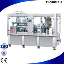 Auomatic Carbonated Drinks Filling Machine