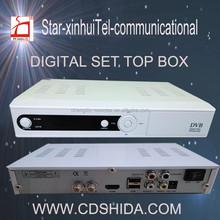 SDC-3000T3 hd combo dvb-s2 dvb-t2 satellite receiver